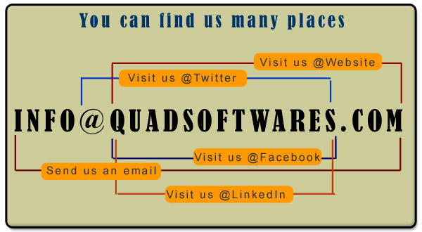 Social Media Real Time Project Centres in Chennai | Best IEEE Project Centres Chennai@ QUAD SOFTWARES